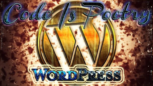 WPってCMSコンテンツマネージメントシステムのWEBブログのプラットホーム